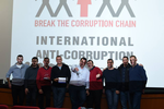 Anti-Corruption Journalism Awards 2014