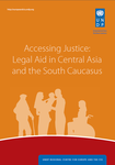 New report on access to justice in 6 countries