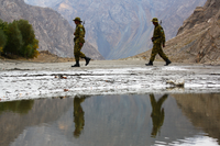 Border Management Programme in Central Asia