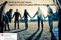 Support to Anti-Corruption Efforts in Kosovo