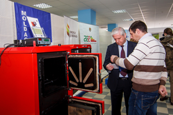 1300 Euro grant for household biomass boilers